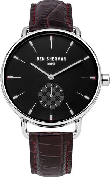 Мужские часы Ben Sherman WB063BBR