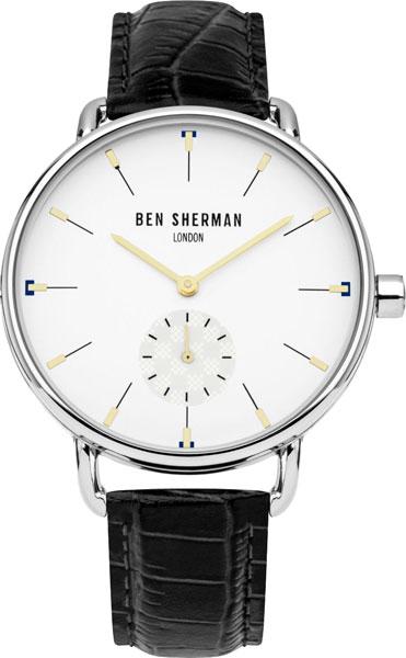 Мужские часы Ben Sherman WB009EA Мужские часы Kenneth Cole KC50009001