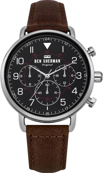 Мужские часы Ben Sherman WB068BBR мужские часы ben sherman wbs105b