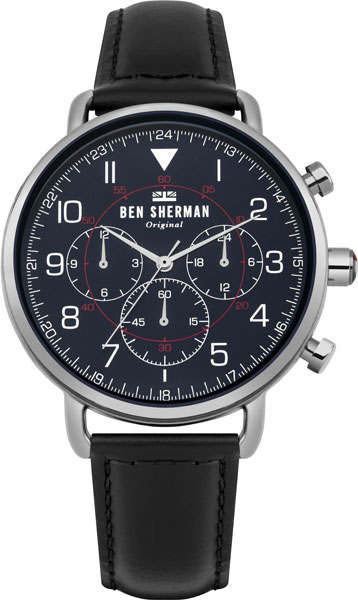 цена Мужские часы Ben Sherman WB068UB онлайн в 2017 году