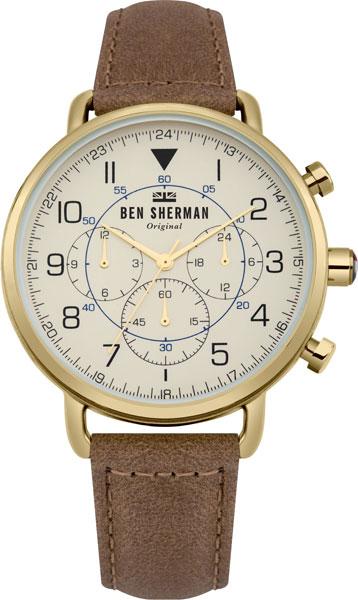 цена Мужские часы Ben Sherman WB068WT онлайн в 2017 году
