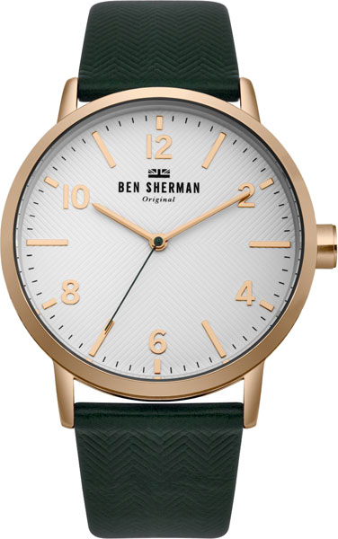 Мужские часы Ben Sherman WB070NBR мужские часы ben sherman bs015sm