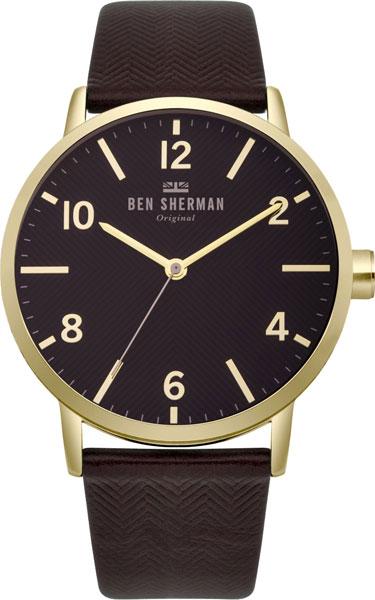 Мужские часы Ben Sherman WB070RB