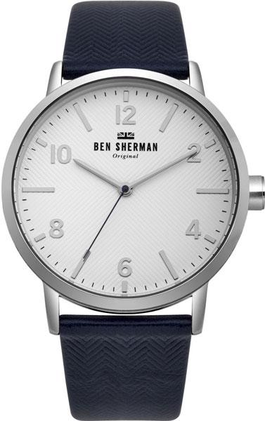 Мужские часы Ben Sherman WB070UB coin purse sergio belotti 1022 west black