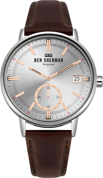 Мужские часы Ben Sherman WB071SBR-ucenka шкаф apc netshelter sx 24u 600mm x 1070mm deep enclosure