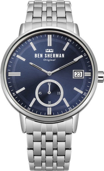 Мужские часы Ben Sherman WB071USM