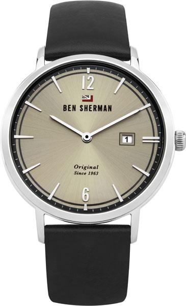 цена Мужские часы Ben Sherman WBS101B онлайн в 2017 году