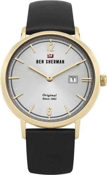 Мужские часы Ben Sherman WBS101BG mato sherman t49 metal track for 1 16 1 16 rc mato m4a1 sherman heng long 3898 1 m4a3 sherman tank metal upgrade parts