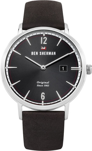 цена  Мужские часы Ben Sherman WBS101BR  онлайн в 2017 году