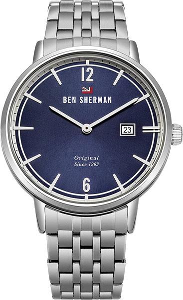 Мужские часы Ben Sherman WBS101USM