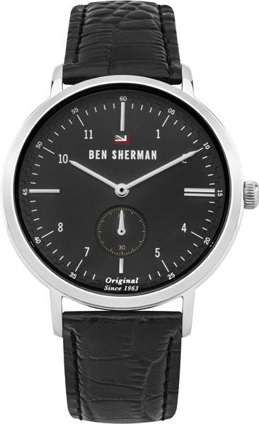 Мужские часы Ben Sherman WBS102BB