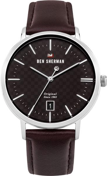 Мужские часы Ben Sherman WBS103BT мужские часы ben sherman wbs105b