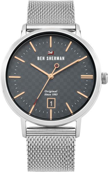 Мужские часы Ben Sherman WBS103ESM мужские часы ben sherman wbs105b
