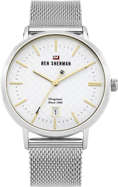 Мужские часы Ben Sherman WBS103SM
