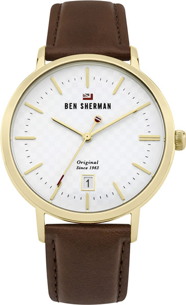 Мужские часы Ben Sherman WBS103TG цена и фото
