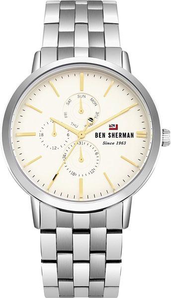 Мужские часы Ben Sherman WBS104SM
