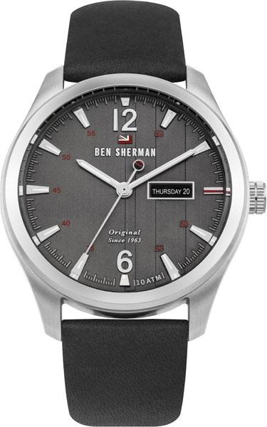 Мужские часы Ben Sherman WBS105B ben sherman кардиган ben sherman ben sherman me00195 2buy серый m