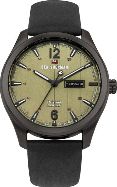 Мужские часы Ben Sherman WBS105BB