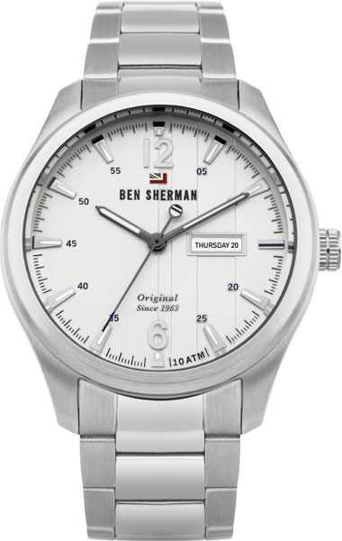 цена Мужские часы Ben Sherman WBS105SM онлайн в 2017 году