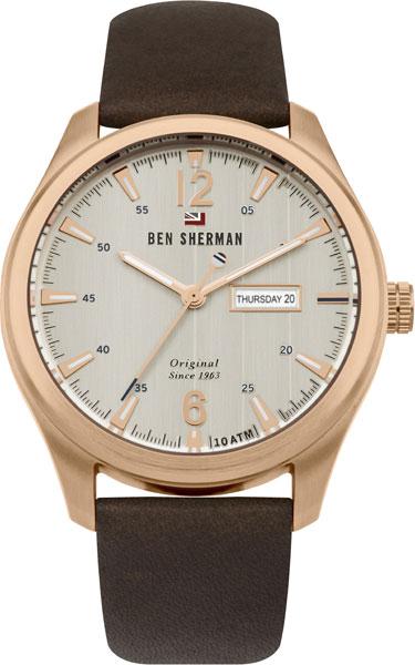 Мужские часы Ben Sherman WBS105TRG