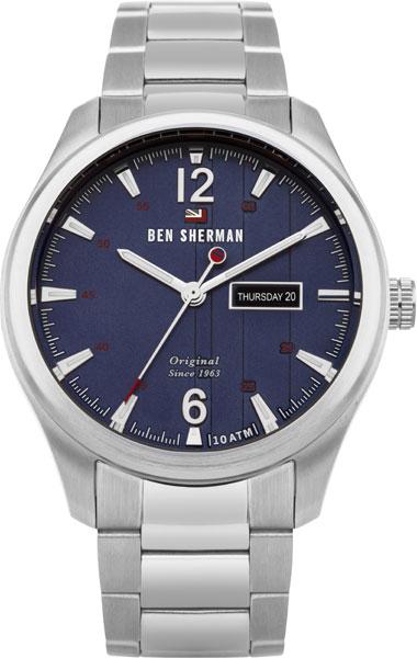 цена Мужские часы Ben Sherman WBS105USM онлайн в 2017 году