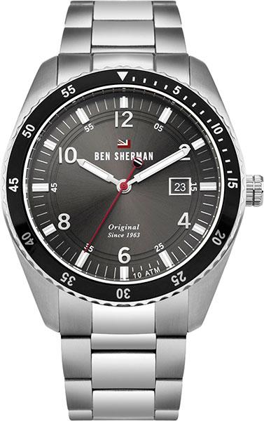 Мужские часы Ben Sherman WBS107BSM