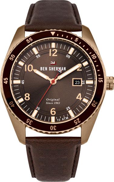 цена Мужские часы Ben Sherman WBS107TRG онлайн в 2017 году
