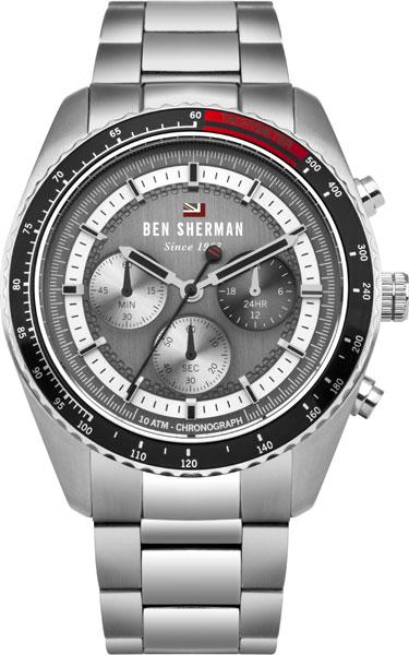 купить Мужские часы Ben Sherman WBS108BSM по цене 12300 рублей