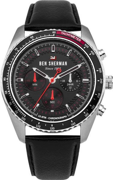 Мужские часы Ben Sherman WBS108RB мужские часы ben sherman wb062ue