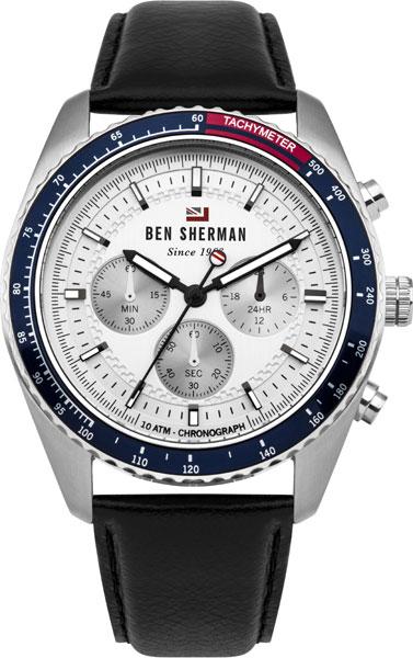 купить Мужские часы Ben Sherman WBS108UB по цене 11600 рублей