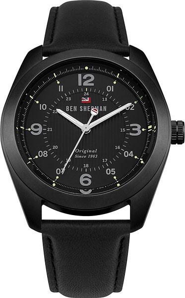 Мужские часы Ben Sherman WBS110BB