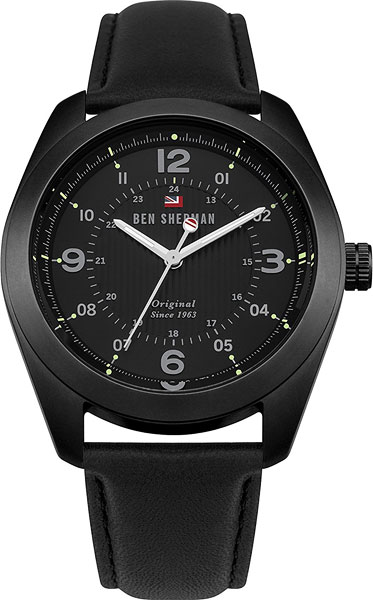 Мужские часы Ben Sherman WBS110BB цена