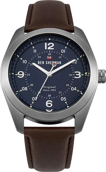 лучшая цена Мужские часы Ben Sherman WBS110UBR