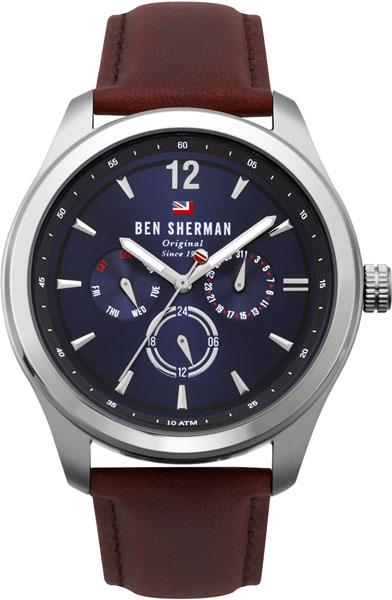 лучшая цена Мужские часы Ben Sherman WBS112UT