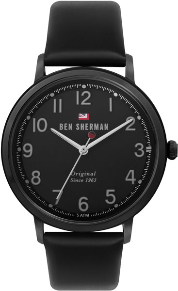 Мужские часы Ben Sherman WBS113BB цена и фото