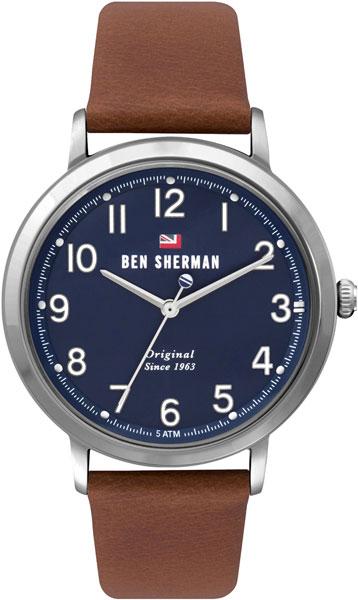 Мужские часы Ben Sherman WBS113UT ben sherman часы ben sherman wb003wm коллекция spitalfields professional