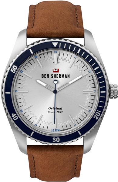 Мужские часы Ben Sherman WBS114UT мужские часы ben sherman bs015sm