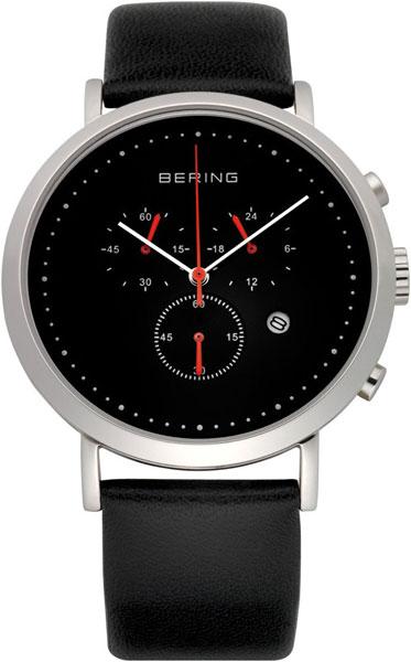 цена  Мужские часы Bering ber-10540-402  онлайн в 2017 году
