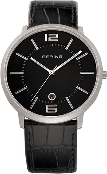 Мужские часы Bering ber-11139-409 женские часы bering ber 11422 765