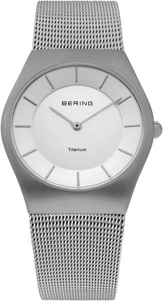 цена  Мужские часы Bering ber-11935-000  онлайн в 2017 году
