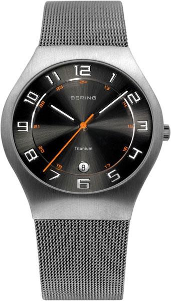 Мужские часы Bering ber-11937-007 bering ber 13139 539 bering