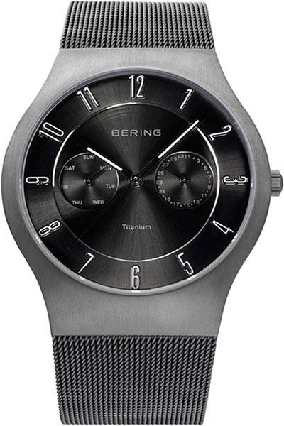 Мужские часы Bering ber-11939-077 bering titanium 11939 078