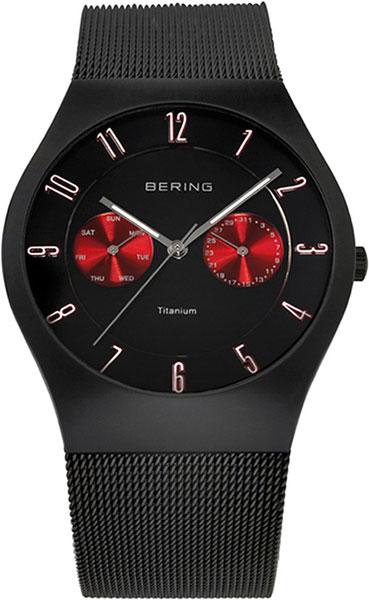 Мужские часы Bering ber-11939-229 applied spectroscopy