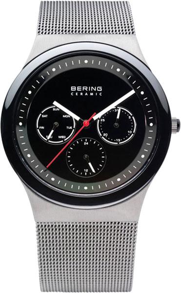 Мужские часы Bering ber-32139-002 мужские часы bering 32139 442