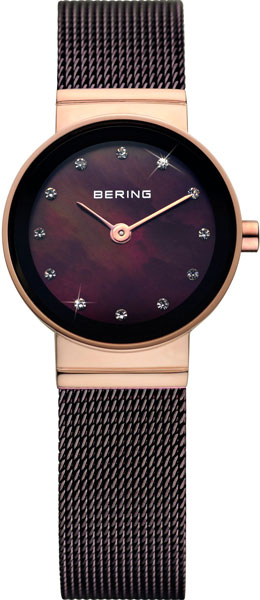 Женские часы Bering ber-10122-265 bering ber 10122 334 bering