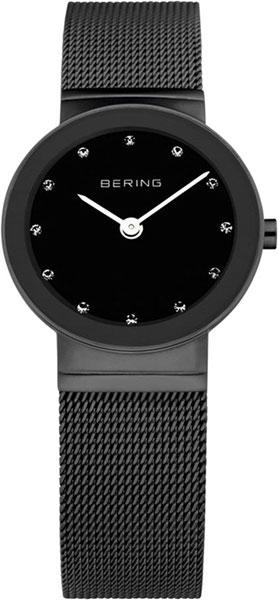 Женские часы Bering ber-10126-077 браслет стальной к часам маурицио