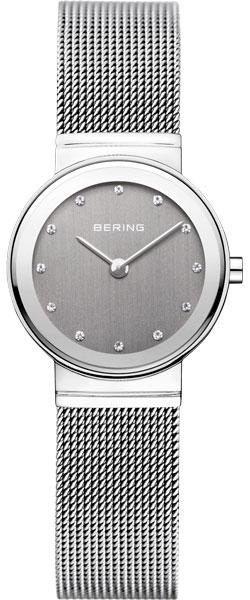 Женские часы Bering ber-10126-309 женские колье и кулоны brosway стальной кулон с цепочкой и кристаллами swarovski bni04