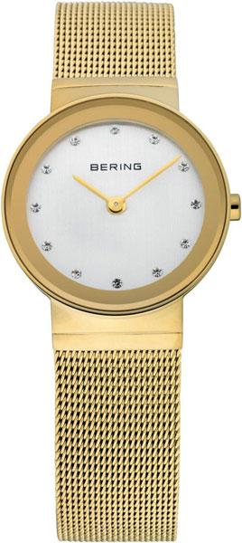 Женские часы Bering ber-10126-334 женские часы bering ber 10126 402
