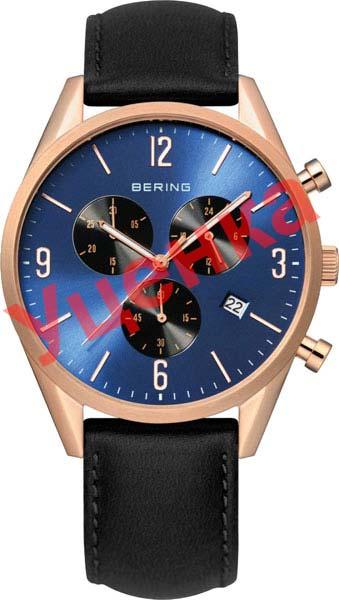 Мужские часы Bering ber-10542-567-ucenka цена и фото