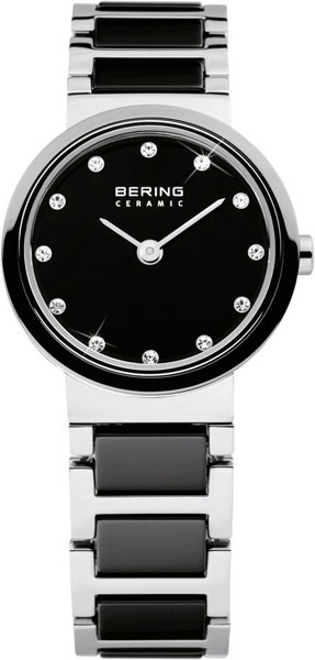 Женские часы Bering ber-10725-742 bering часы bering 10725 742 коллекция ceramic